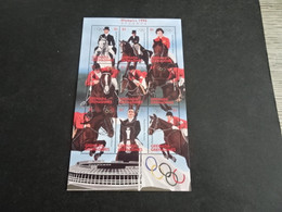 M11614 - Bloc  Mint Hinged  Grenada Grenadines - Olympics Atlanta - Verano 1996: Atlanta