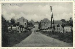 SURICE ( PHILIPPEVILLE )    ROUTE DE ROMEDENNE - Philippeville