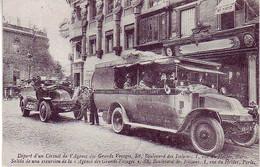 Thèmes. Transports. Bus. Autobus Vatican & Repro Autobus Parisien & Agence Grands Voyages Repro & Autobus Musique Monde - Autobus & Pullman