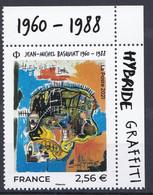 Série Artistique Jean Michel Bas ** TTB N°   Vendu à La Faciale - Unused Stamps