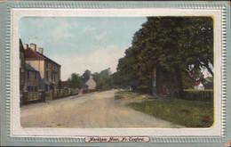 Markham Moor Nr Tuxford Nottinghamshire Used 1913 ? With Stamp Nr Ollerton Egmanton - Altri
