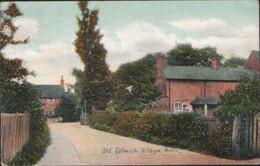Colwick Village Nottingham Unused Old Postcard Clumber Series 210 Used 1914 Nottingham Nr Netherfield - Altri