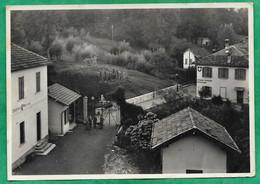 Novazzano (Tessin - Ticino - Suisse) Confine Italo-Svizzero 2scans 19-09-1952 Dogana Svizzera & Italiana - TI Ticino