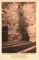 CPA 51 (Marne) Reims - Caves Du Champagne Ruinart Père & Fils - Détail De La Crayère Nicolas -TBE 1931 Classement MH - Reclame