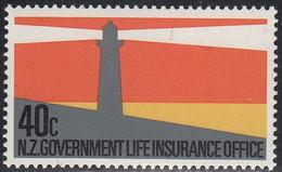 NEW ZELAND    SCOTT OY55  MNH  YEAR  1981 - Officials