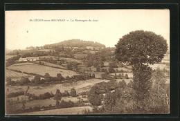 CPA St-Leger-sous-Beuvray, La Montagne De Jour - Sin Clasificación