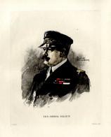 Print 1920 France Fleet French Navy Admiral Henri Salaün - Prints & Engravings
