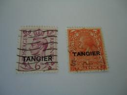 TANGIER  MOROCCO MINT OVERPRINT U.K STAMPS - Marokko (1956-...)