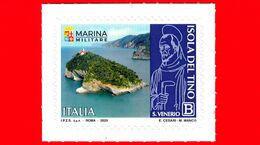 Nuovo - MNH - ITALIA - 2020 - Isola Del Tino (SP) – Marina Militare – S. Venerio – B - 2011-...: Mint/hinged
