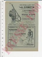2vues Publicité Pulvérisateur Besnard Soufreuse Alambics Poudreuse Lasmolle Fréchou De La Faye Nérac Perrin Liergues8ANN - Unclassified