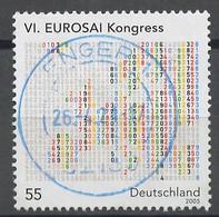 Allemagne Fédérale - Germany - Deutschland 2005 Y&T N°2295 - Michel N°2470 (o) - 55c Eurosai - Gebruikt