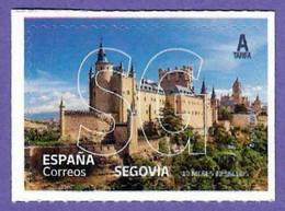 España. Spain. 2021. 12 Meses, 12 Sellos. Segovia - 2011-... Neufs