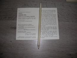 Suzanna Mol (Hooglede 1910 - Hooglede 1985);Vanhoorne - Santini