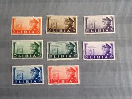 Lot Libia  1941** - Libia