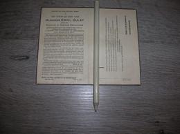 Emiel Dulst (Ichtegem 1874 - Leke 1947);Degrande;Vanhooren - Santini