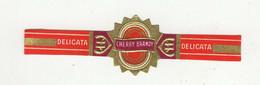 BAGUES DE CIGARES  1 EX.  DELICATA  CHERRY BRANDY - Cigar Bands