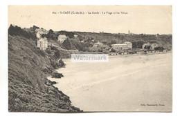 St-Cast (22) - La Garde, La Plage Et Les Villas - écrite 1925 - Saint-Cast-le-Guildo
