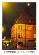 """70 - Luxeuil Les Bains - Maison Des Arcades """"François 1er"""" - Vue Nocturne - Luxeuil Les Bains"""