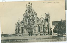 Bourg; Église De Brou. La Façade - Non Voyagé. - Brou Church