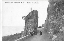 La Napoule. Les Rochers De La Galère Dans La Corniche D'or De L'Esterel; - Other Municipalities