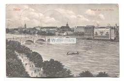 Basle / Bâle - Hôtel Des Trois Rois - 1909 Used Switzerland Postcard - BS Basle-Town