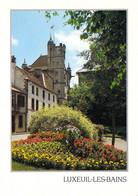 70 - Luxeuil Les Bains - La Tour Des Echevins - Luxeuil Les Bains