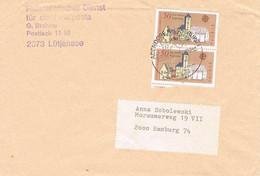 41276. Carta ADENDORF LUNEBURG (Alemania Federal) 1979. Tema EUROPA - Covers & Documents