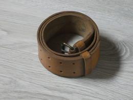 CEINTURON FRANCAIS 1939-40. ETAT NEUF 1M16. JAMAIS PORTE, SOUPLE. - Equipement