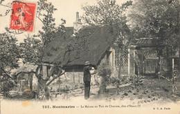 PARIS : MONTMARTRE - LA MAISON AU TOIT DE CHAUME - Andere