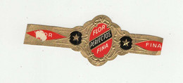 BAGUES DE CIGARES  1 EX. FLOR FINA PERFECTOS - Cigar Bands