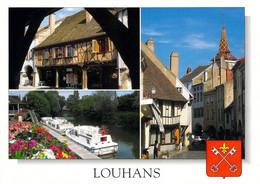 71 - Louhans - Multivues - Louhans