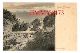 CPA - EAUX-BONNES - Vallée Du Valentin ( Laruns 64 Pyrénées Atlantiques ) N° 10744 - Edit. R. & J. D. - Laruns