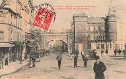 PARIS : LA RUE DES CHARBONNIERS - CHEMIN DE FER DE VINCENNES - Autres