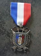 Medaille Pompiers Membre D Honneur - Frankreich