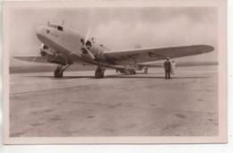 CP ( Port Aérien Du Bourget Dugny - Petit Avion // Fiat G 18 De La Compagnie Aviolinée - ITALIE ) - Le Bourget