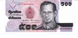 Thailand P.103 500 Bath 1996 Unc - Thailand