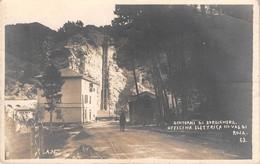 Italia  - Dintorni Di BORDIGHERA, Officina Elettrica In Val Di Roja -  Foto Cartolina - Imperia