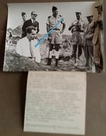 1953 Indochine Tonkin Rivière Rouge Opération Mouette Nixon Cogny REI CEFEO BEP BCP BCCP RCP Vietminh Photo - Guerra, Militari