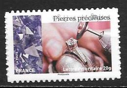 2015 - N°1081A**MNH - Pierres Précieuses - Luchtpost