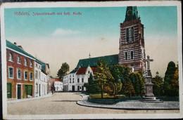 Erkelenz - Johannismarkt Mit Kath. Kirche - 12793 - Erkelenz