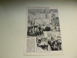 """Origineel Knipsel ( 4543 ) Uit Tijdschrift """" Ons Volk """" 1937 :  Assche   Asse - Sin Clasificación"""