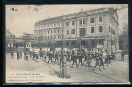 33 --- Bordeaux --- Ecole Saint - Genes --- Lecon De Gymnastique --- Cours Des Moyens - Bordeaux