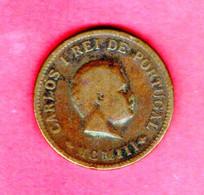 INDIA, 1903, 0,5 Tanga  KM16, Bronze, C 805 - India