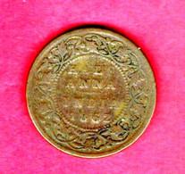 INDIA, 1862, 0,5 Anna,  C 806 - India