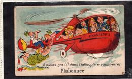 PLABENNEC (29) Carte à Système Dépliant 2 Vues - Other Municipalities