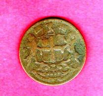 INDIA, 1858, 0,25 Anna, Victoria,  C 811 - India