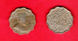 INDIA, 1910, 1 Anna, Edward VII, Copper Nickel, KM504, C 827 - India