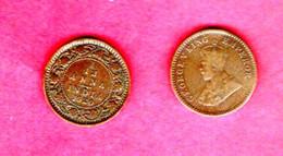INDIA, 1910, 1-12th Anna,  Copper,  C 859 - India