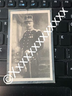 [F] Van De Veire Henri Blondel Barbara Ruysselede 1858 1926 Deinze Politie Commissaris - Avvisi Di Necrologio