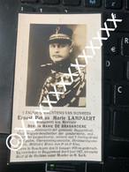 [F] Lampaert Ernest Politie Commissaris De Brabandere Bertha Buggenhout Bouchaute 1876 1837 Gendarmerie - Décès